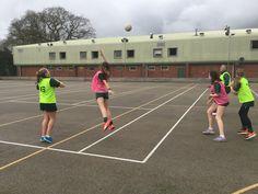 Wednesday activities - netball matches #abbotsholmeschool #netball #sport