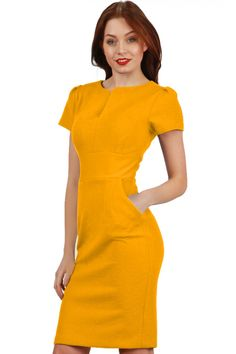 Loving the mustard textured dress! something a little bit new from diva and we LOVE it! dressy or casual this dress can do it all! Hello Summer, Spring Summer, Yellow Dress, Mustard, Spring Fashion, Diva, Floral Prints, Short Sleeve Dresses, Casual