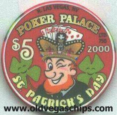 Lucky Poker  #CPirishluck.  I want my five dollars