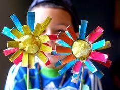ekoDziecko.com: Kwiatki dla przedszkolaka