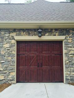 Arh plan asheville d exterior 53 roof owens corning Italian garage doors