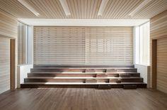 Two Hulls. Architects: Mackay-Lyons Sweetapple Architects. Location: Canada. Year: 2011. Photographs: Greg Richardson.