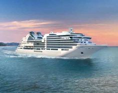 Seabourn Cuts The Steel For Their Newest Cruise Ship