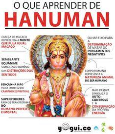 Hanuman: Deus Indiano da Natureza Hanuman: hindu, mas se identifica com os da figura de Hanuman? Saiba o significado e deste Deus Indiano >