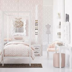 really pretty bedroom