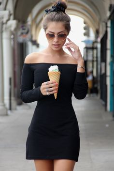 Vestido Ice Cream - Mundo Lolita