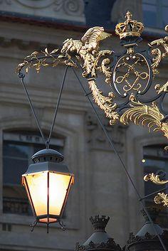 Place is Vendome in Paris