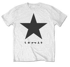 新譜発売 DAVID BOWIE - Blackstar/ T-シャツ/ メンズ