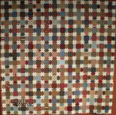 """potomac Selection """"Quilts de Légende"""" 2011 Exposé à : Brouage - Saintes Marie aux Mines- Sitgès - Houston"""