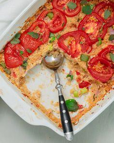 Couscous-Auflauf (vegan)   immerhungrig