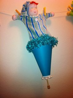 1000 Images About Pop Up Doll Cone Puppet On Pinterest