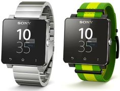 Reloj Sony SmartWatch 2 FIFA Edition  Reloj Sony SmartWatch 2 con Correa Gris