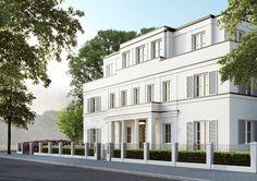 Haus Hardt - Berlin-Grunewald: Neubau von 5 Eigentumswohnungen -  in Berlin-Grunewald vom Bautr�ger Ralf Schmitz