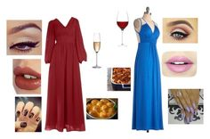 """""""Dinner and Brunch"""" by ersculati ❤ liked on Polyvore featuring interior, interiors, interior design, home, home decor, interior decorating, Charlotte Tilbury, Fiebiger, LSA International and Rogaska"""