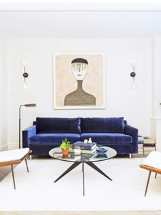 (via Inside a Stylish One-Bedroom Makeover in New York |...