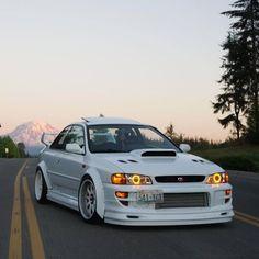 Subaru Impreza GC 8