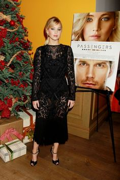 JENNIFER LAWRENCE at Vanityfair Hosted Special Screening of 'Passengers' in New York 05/12/2016