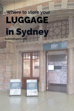 Luggage Storage in Sydney