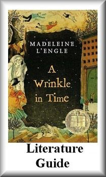 This is a complete Literature Guide to A Wrinkle in Time by Madeleine L'Engle. It includes chapter questions, quizzes, tests, readers' theatre and much more! Teach the five main areas of the Language Arts Common Core Standards - Reading Informational, Reading Literature, Speaking and Listening, Grammar, and Writing through a book that students will love! Put away boring test prep in favor of this book!