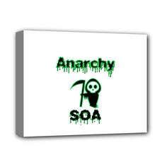 """Son+of+Anarchy+SOA+Anarchy+And+Son++Deluxe+Canvas+14""""+x+11""""+(Stretched)"""