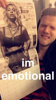 What? Yeah I'm ok why wouldn't I be ok it's not like SCOTT HOYING JUST FOLLOWED ME ON TWITTER OR ANYTHING! I died. This how I feel right now. I'm emotional
