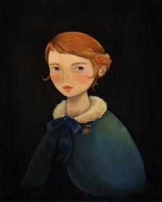 Professor Stella Print / Oddfellow's 2012 Portraits - 8x10. $16.00, via Etsy.