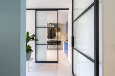 Inspiratie - GewoonGers Steel Doors, Door Design, Home Renovation, New Homes, Room, Furniture, Amsterdam, Home Decor, Funny