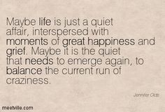 Be open to slowing down, find the quiet, listen to your heart and soul. You have your answers. www.julielichty.com