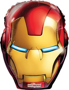 Iron Man Shape 9 #globo #fiesta infantil