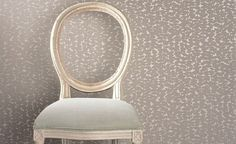 Folia Wallpaper Collection (source Romo) / Wallpaper Australia / The Ivory Tower Romo Wallpaper, Fabric Wallpaper, Sparkle Wallpaper, Romo Fabrics, Designer Wallpaper, Wallpaper Designs, Wall Treatments, Fabric Design, Upholstery