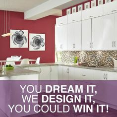 You Dream It We Design Could Win Cabinets To Go
