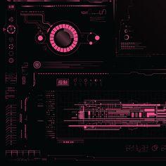 Grid tech cyber by Wayne Lai #cyberpunk #behance