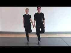 ▶ Irish Dance Tutorial for Riverdance The Gathering - Instructional Video for the experienced dancer - YouTube. This is so awesome...makes me want to get up and dance!