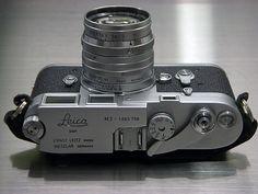Leica M3, Leica Summarit 50mm F/1.5