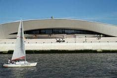 Museu de Arte Arquitetura e Tecnologia, em Lisboa / Amanda Levete