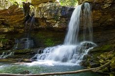 CLOUDLAND CANYON STATE PARK, GA, NW GA, not far from Chattanooga, TN. $30-34, electric. Get there early, Sites are first come.
