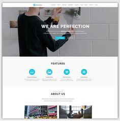 onepress theme gratuit WordPress responsive