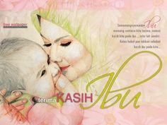 Ilustrasi Indah Kasih Sayang Ibu Terhadap Anak