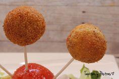 Chupa Chups de pollo al curry | Cocina
