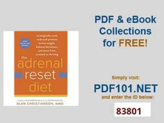 The Adrenal Reset Diet Strategically Cycle Carbs and Proteins to Lose Weight Balance Hormones and