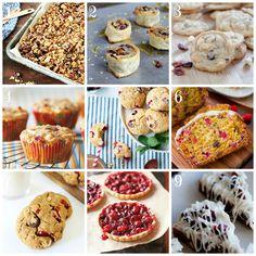 9 Fresh Cranberry Recipes • CakeJournal.com
