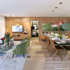 Foto para Fernanda Marques Arquitetos @fernandamarquesarquiteta | Apartamento em SP
