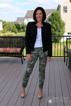 Affordable Fall Fashion with Payless Shoe Source - Jeans Black - Ideas of Jeans Black - Affordable Fall Fashion with Payless Shoe Source Camo Jeans Outfit, Camo Outfits, Casual Outfits, Camo Dress, Fall Winter Outfits, Autumn Winter Fashion, Summer Outfits, Camo Fashion, Fashion Outfits