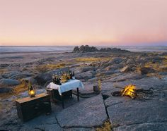 Explore Botswana holidays online from the superb holiday experts at Africa Travel. Visit online now for unforgettable adventure holidays like no other. Safari Holidays, Sleeping Under The Stars, Adventure Holiday, African Safari, Africa Travel, Outdoor Dining, Lodges, Glamping, Trip Planning