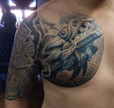 quetzalcoatl tattoos