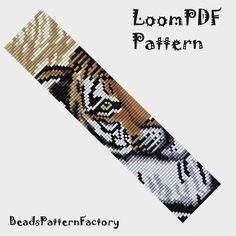 Loom Bracelet Patterns, Bead Loom Bracelets, Bead Loom Patterns, Weaving Patterns, Jewelry Patterns, Art Patterns, Crochet Patterns, Loom Bands, Bead Loom Designs