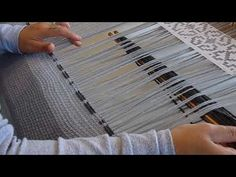 Loom, Weaving, Textiles, Crochet, Youtube, Facebook, Farmhouse Rugs, Weaving Looms, Woven Blankets