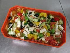 Rezept: Griechischer Hirtensalat