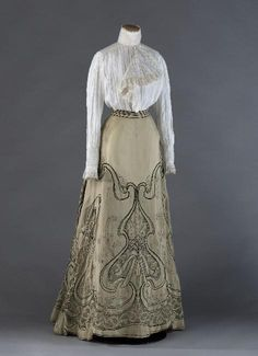 Blouse and Skirt1900sMusée Galliera de la Mode de la Ville de...