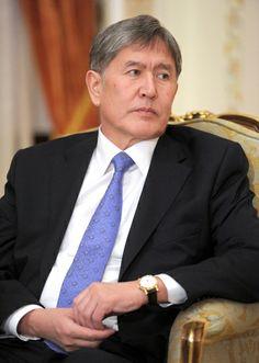 Almazbek atambayev wife sexual dysfunction